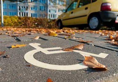 Какой штраф за парковку на месте для инвалидов в этом году?