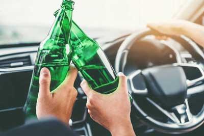 Процедура лишения прав за пьянку водителя транспортного средства