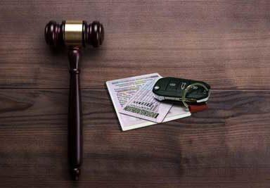 Разберемся как проходит суд по лишению водительских прав