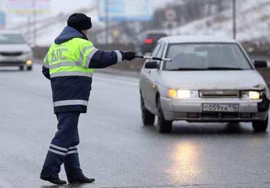 Как проверить штрафы ГИБДД по госномеру автомобиля?
