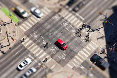 Правила разворота на Т-образном перекрестке в 2020 году как совершить маневр со светофором по ПДД