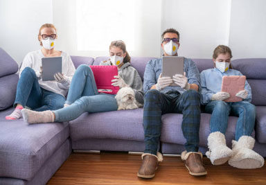 C 30 марта введен всеобщий режим самоизоляции в Москве и МО из-за коронавируса 😷