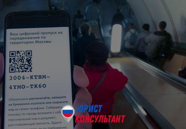 Основания для отмены пропусков в Москве, введенных из-за коронавируса