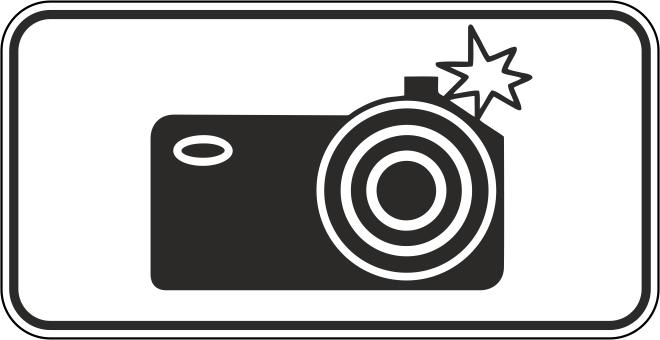 Новый знак 6.22 - Фотовидеофиксация