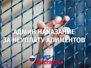 Административная ответственность за неуплату алиментов по статье 5.35.1 КоАП РФ